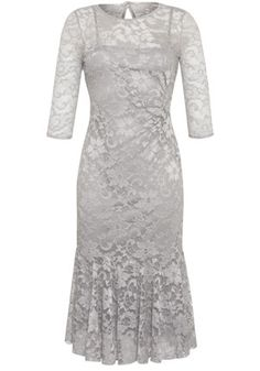 Julia Lace Fishtail Dress£35.00