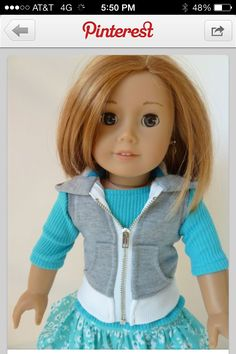 American girl doll outfit!