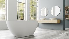 Compact Modern Bathtubs – Ideal for Urban Spaces New to DADO's compact freestanding bathtub range is the stylish Rosella exclusively available at Italtile. Modern Bathtub, Freestanding Bathtub, Lifestyle Trends, Design Blog, Bathtubs, Beautiful Bathrooms, Bathroom Renovations, Bathroom Accessories, Basin