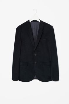 Cord blazer