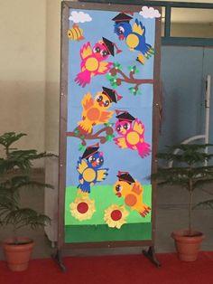 cool spring door decorations for preschoolers (3)   funnycrafts