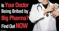 Doctors who received drug-company money prescribed more brand-name drugs.  http://articles.mercola.com/sites/articles/archive/2016/04/13/doctors-receiving-pharmaceutical-money.aspx