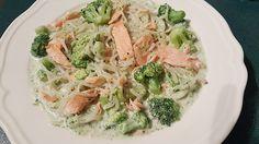 Shirataki mit Brokkoli und Räucherlachs, ein leckeres Rezept aus der Kategorie Kochen. Bewertungen: 3. Durchschnitt: Ø 3,8.