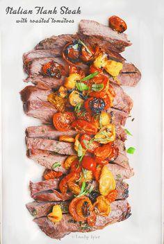 Grilled Italian Flan
