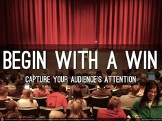 Opening with an unforgettable introduction is the key to being memorable to your audience http://www.authorstream.com/Presentation/michellemazur-1763603-begin-win/
