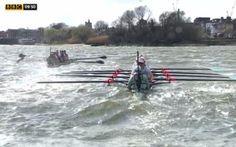 Cambridge boat water