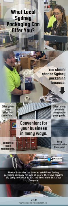 What Local Packaging Can Offer You?  #Sydneypackaging #PackagingSolutions #PackagingServices