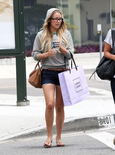 Lauren Conrad Photos: Lauren Conrad Out Shopping In West Hollywood
