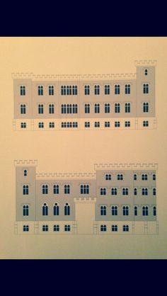 Design of Castle Ireland early 19th Century