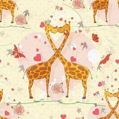 Cartoon Animal Background - FREE