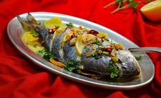 Бесуго аль Хорно: готовим дорадо по-баскски (Besugo al Horno – Basque Baked Sea Bream) - Вкусные заметки