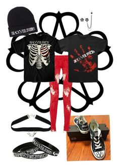 """""""Untitled #33"""" by leader-of-the-pack1226 ❤ liked on Polyvore featuring Balmain and BVBARMY"""