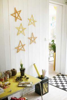 Yellow Christmas stars,   #boden  #bodenxmaswishlist