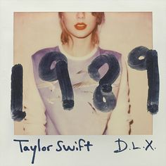 """We can't shake """"1989"""" off, can you? (buy at y-fimusic.com)"""