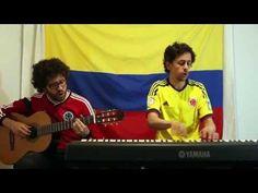 """JAMES RODRIGUEZ Colombia mundial James Rodriguez canción para el 10   """"James pensé"""""""