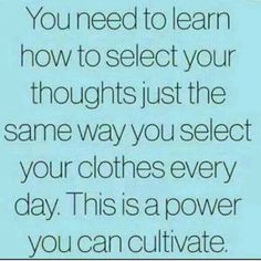 Cultivate the ability to discern ❤☀