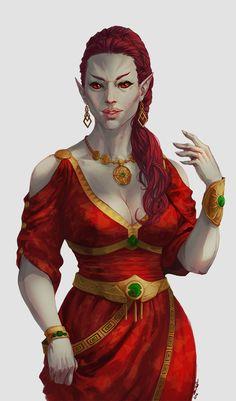 Nahva by ARTTAiR.deviantart.com on @DeviantArt