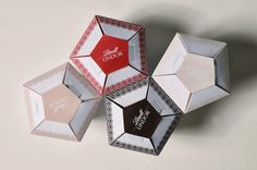 LINDOR Lindt (Student Project) on Packaging of the World - Creative Package Design Gallery Lindor, Stationery Design, Packaging Design Inspiration, Box Design, Creative Package, Package Design, Typography, Student, Graphic Design