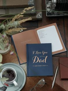 Celebrate Dad this weekend with Compendium_I-Love-You-Dad-Book!