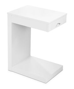 Accent and Occasional Furniture - Hampshire Accent Table – White