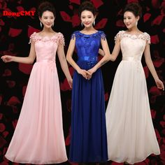 2016 new fashion Champagne color plus size long real madred jersey design  party chiffon elegant bridesmaid dresses af0d396e05b5