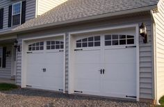 This bonded, insured and licensed company provides garage door services including installations and repairs. They handle all types of garage doors. They also repair openers, springs and other parts.