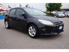 2013 Ford Focus, 14,653 miles, $17,950.