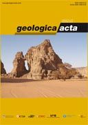 #geoubcsic Palynological age constraint of Les Vilelles unit, Catalan Coastal Chain, Spain. Gonzalez, F; Moreno, C; Melgarejo, JC; Saez, R. GEOLOGICA ACTA, V.13(4):345-361 [2015]. The Les Vilelles unit is a detrital sequence exposes at the southwestern margin of the Catalonian Coastal Range, NE Spain, below the Carboniferous turbiditic series.  Based on the palynological content, the age of this unit was initially assigned to the Middle-Late Devonian...
