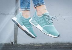 Adidas NMD R1 Green/Pink