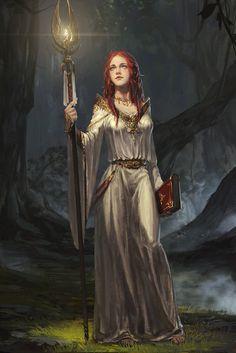 209 Best ᶜˡᵃˢˢ Priestess Images In 2019 Fantasy