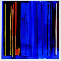 artnet Galleries: Lowick No 512 by Martyn Brewster from Waterhouse & Dodd