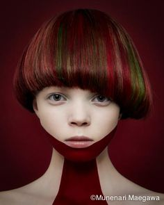 ★★★ Munenari Maegawa ★★★ hair colors..