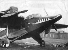 Diesel Punk, Ww2 Aircraft, Military Aircraft, Shark Mouth, Airplane Art, Aircraft Design, Nose Art, Historical Pictures, Ww2 Pictures