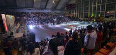 En la ceremonia inaugural estuvieron presentes los atletas Nelly Miranda Herrera, Cristhell Alejandra Hernández Román, Alejandro Andrade Hernández y Luis Osorio Riverón, quien fue el encargado de encender el pebetero.