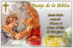 Vidas Santas: Santo Evangelio según san Mateo 16:16