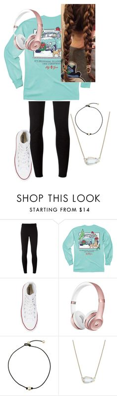 """""""Should I do a Christmas haul?"""" by cheri-anne-g ❤ liked on Polyvore featuring NIKE, Converse and Kendra Scott"""
