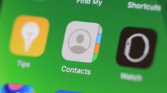 Do you want to transfer your contacts from iPhone to Mac? This tutorial covers every step that will sync or share phone numbers and other contact info Macbook Desktop, Macbook Pro, Iphone Information, Settings App, App Drawer, Contact List, Iphone Mobile, Phone Icon, The Wiz