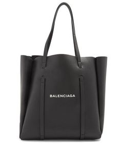 61e2c38ac Everyday tote S   Balenciaga   MATCHESFASHION.COM UK #blacktotebaguk  #smallleatherhandbagsuk #blackleatherbagsuk