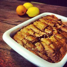 Bourbon Toffee #homemade #bakery