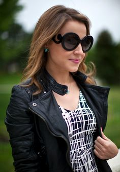 Hello, Framboise!: Rare Finds: a Petite-Friendly Leather Jacket and Maxi Dress