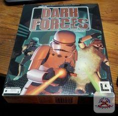 Star Wars: Dark Forces  (PC, 1995)
