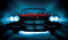 "To say that ""Christine"" (1983) is about a bloodthirsty car is true. But it's more true to say that it's an utterly demented love story about a boy and his restored '58 Plymouth Fury. Like so many codependent high-school relationships, it ends badly, with Christine going on a bully-killing rampage, while her nerdy teenage paramour takes the hint and becomes a callous, beer-drinking bad boy. The Fury winds up compacted but unbowed; the epilogue shows her cubed frame stirring, beginning the…"