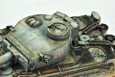 Tiger Mk I 1/48 Scale Model