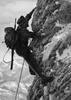 German Gebirgsjäger - Gebirgsjäger, in English Mountain Riflemen, is the German designation for mountain infantry.