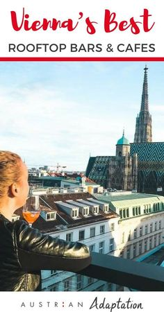 Peak summer is upon us in Vienna, Austria and there's only one sure-fire way to make the most of this magical, sweaty time of year – head up. The city is peppered with plenty of glorious rooftop bars and cafe's, you just have to know where to find them to