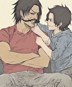 roger and ace