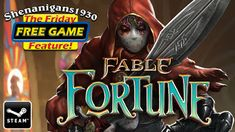 The MMOaholic - MMORPG Madness!: Fable Fortune - The Friday FREE GAME Feature!