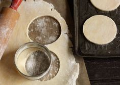 Basic Flaky, Buttery Pie Crust Recipe