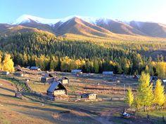 Golden Kanas, Xinjiang (新疆喀纳斯)