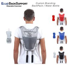 Corporate Employee Perk – Ergo Back Support Body Alignment System